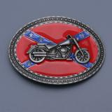Přezka na opasek  Motocykl