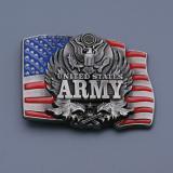 Přezka na opasek - US Army