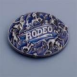 Přezka na opasek - Western / rodeo