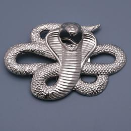Přezka na opasek - Kobra - zvětšit obrázek
