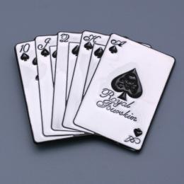 Přezka na opasek - Play Cards - zvětšit obrázek