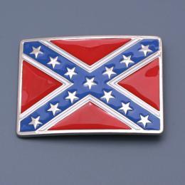 Přezka na opasek - Vlajka jih - zvětšit obrázek