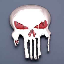 Přezka na opasek - Punisher - zvětšit obrázek