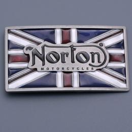 Přezka na opasek  Norton - zvětšit obrázek
