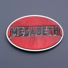 Přezka na opasek Megadeth - zvětšit obrázek