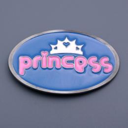 Přezka na opasek Princess - zvětšit obrázek