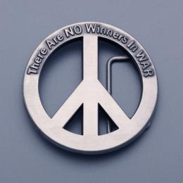 Přezka na opasek - Hippies - zvětšit obrázek