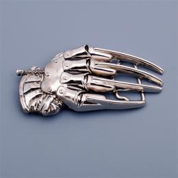 Přezka na opasek - Ocelová ruka - zvětšit obrázek
