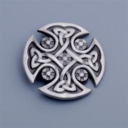 Přezka na opasek - Keltský kříž - zvětšit obrázek