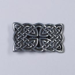 Přezka na opasek Keltský kříž II - zvětšit obrázek