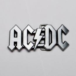 Přezka na opasek AC/DC - zvětšit obrázek