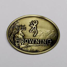Přezka na opasek - Browning - zvětšit obrázek