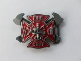 Přezka na opasek Fire Department - zvětšit obrázek